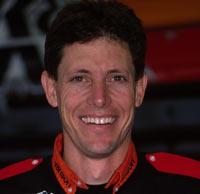Steve Johnson NHRA