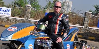 Ian King Top Fuel