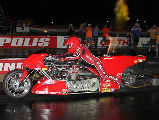 Chris Hand Top Fuel