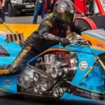 Ian King Top Fuel Dragbike