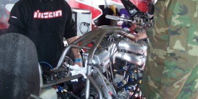 Top Fuel Harley