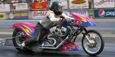 Janette Thornley Dragbike