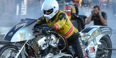 Johnny Vickers Pro Drag