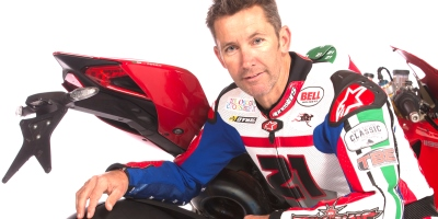 Troy Bayliss Orient Express