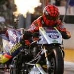 Larry McBride Top Fuel Motorcycle