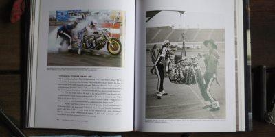 Motorcycle Drag Racing: A History Book