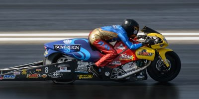 Michael Ray Pro Stock Motorcycle