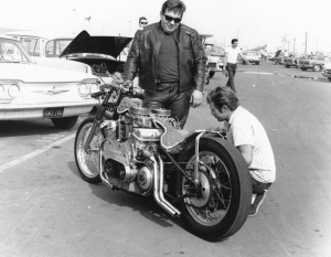 Old School Dragbike