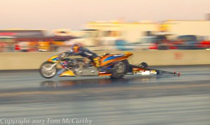 Korry Hogan Top Fuel
