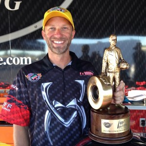 Matt Smith NHRA Champion