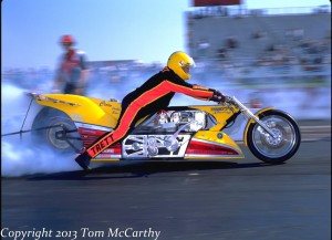 Elmer Trett Top Fuel