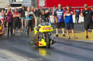 Peter Svensson Top Fuel Bradenton