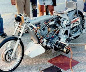 Barn Job Dragbike