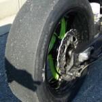 Mickey Thompson Motorcycle Slick
