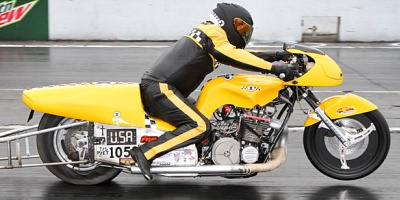 Jay Windsor Dragbike