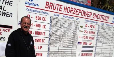 Larry Mcbride Horsepower Shootout