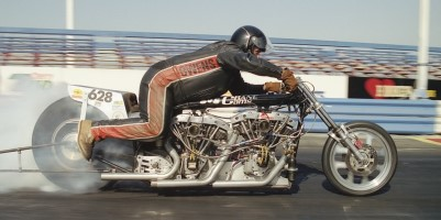 Marion Owens Dragbike