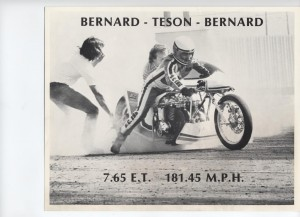 Teson and Bernard Racing