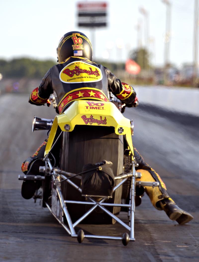 Mark Cox Nitro Harley