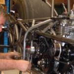 Top Fuel Dragbike Rebuild