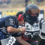 Chris Matheson Top Fuel Dragbike