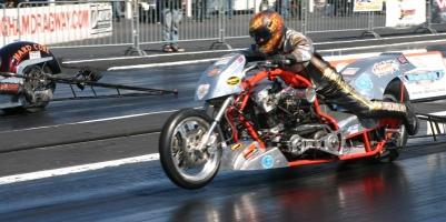 Larry Brancaccio Nitro Harley