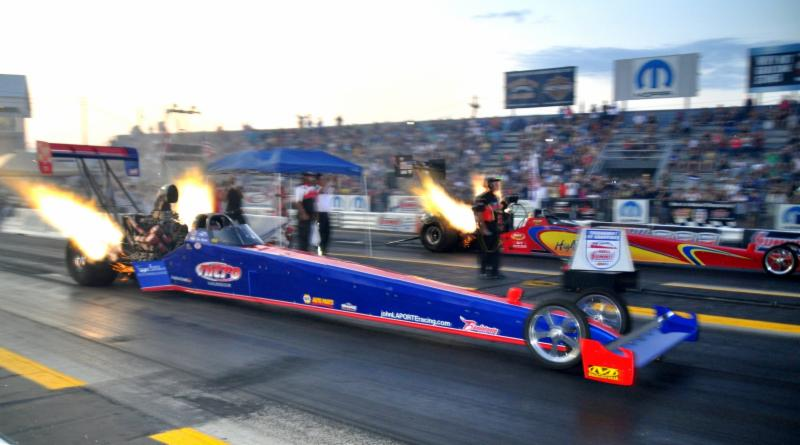 IHRA Dragsters