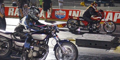 Rod Bland KZ Dragbike
