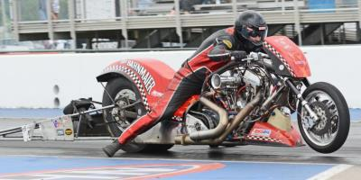 Bahnmaier Top Fuel Harley