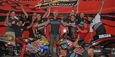 DME Racing Winners Circle