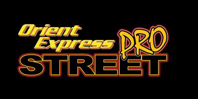 orient express Pro Street logo