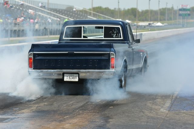 Truck Burnout