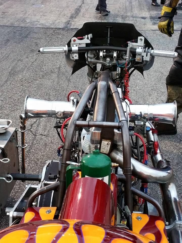 Nitro Harley Motor