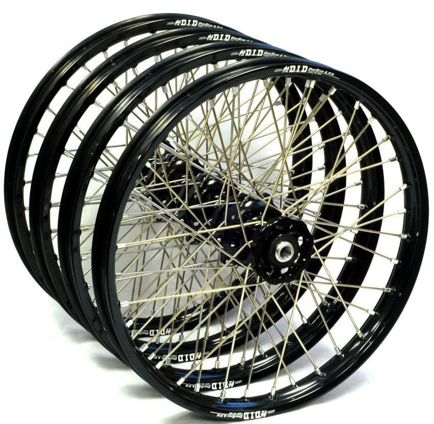 Rad Dirtbike Wheels