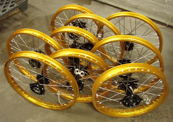 Rad Mfg. Wheels