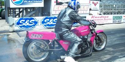 Kawasaki Z1-R Dragbike