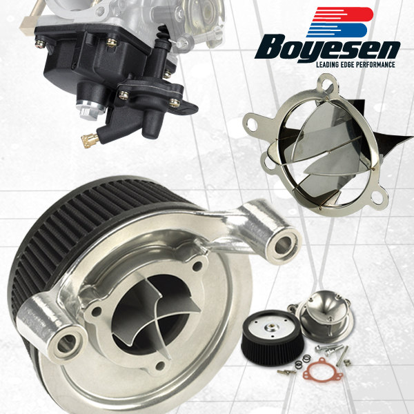 Boyesen V-Twin Products