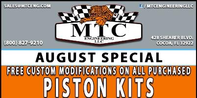MTC free piston mods