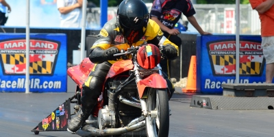 IDBL bracket racing dragbike