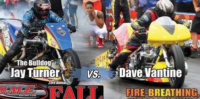 2015 IDBL Jay Turner vs. Dave Vantine