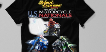 Orient Express U.S. Nationals Shirt 2015