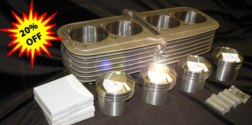 MTC Block and Pistons