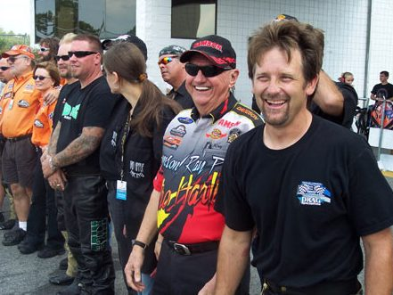 Ray Price and Doug Vancil