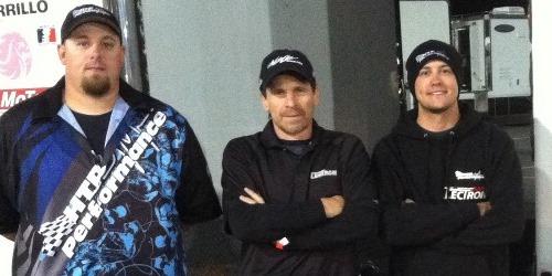 Cecil Towner, Kevin Gilham, Ryan Schintz