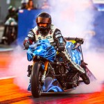 Chris Matheson Top Fuel Motorcycle