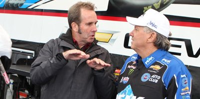 Mike Dunn, John Force