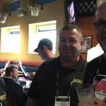 Dave Schnitz, Jay Regan, Larry McBride