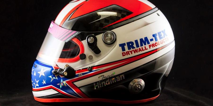 Trim-Tex Racing Helmet