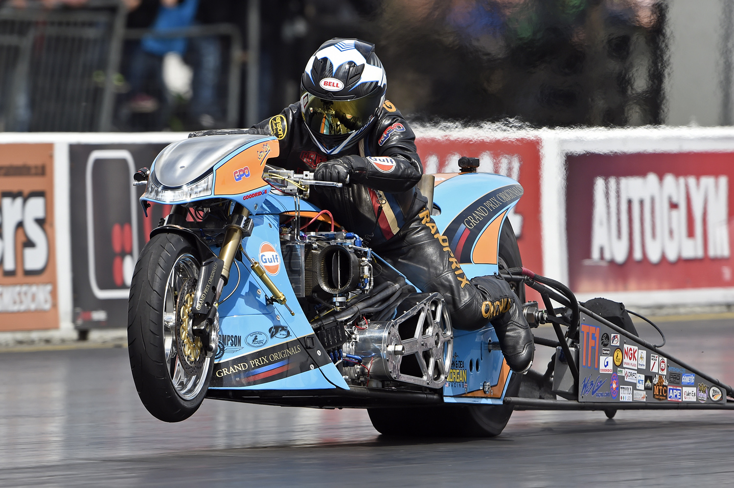 Top Fuel Motorcycle – Page 2 – Dragbike News