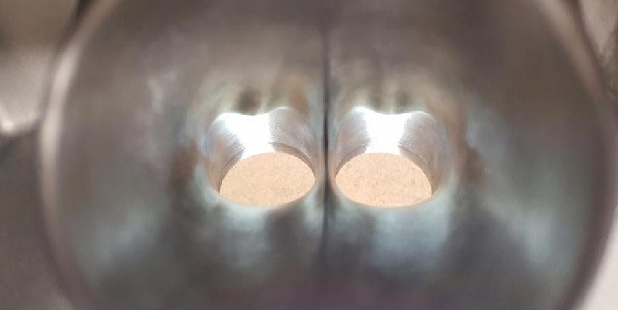 Lazer Porting Hayabusa Cylinder Head